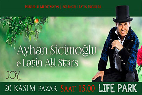 20 Kasım Sunday Brunch & Relax