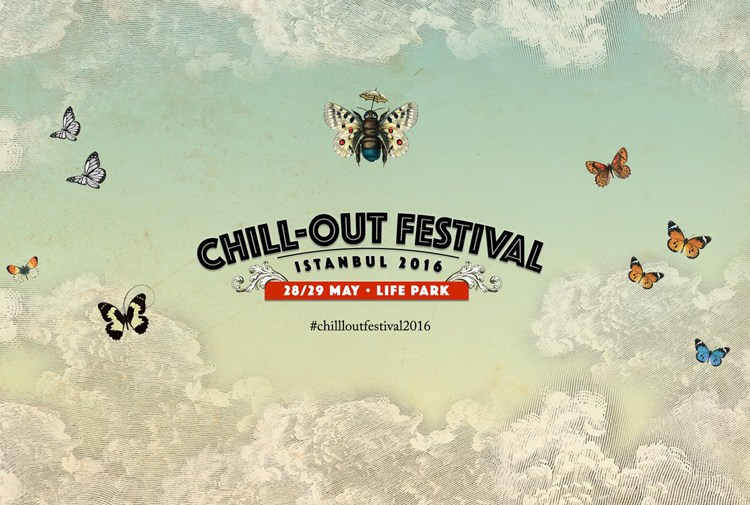 Chill – Out Festival İstanbul 2016